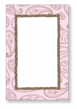 Product Image For Paisley Pink